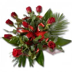 Bukiet róż,...